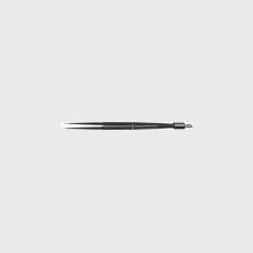 ЕМ255 Биполярный пинцет прямой (длина 250 мм, размер площадки 8