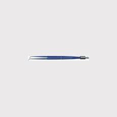 ЕМ257С Биполярный пинцет загнутый CLEANTips (длина 250 мм, разме