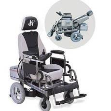 Кресло-коляска электрическая LY-103-120
