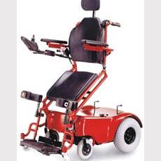 Кресло-коляска электрическая с вертикализатором LY-103-220