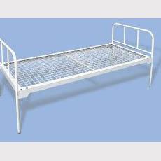 Кровать металлическая без колес МСК-122