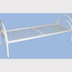 Кровать металлическая МСК-124