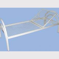 Кровать металлическая МСК-132