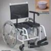 """Кресло-коляска с санитарным оснащением """"Комфорт"""""""
