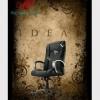 Массажное кресло офисное Ideal