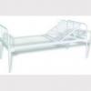Медицинская кровать металлическая КФО-01-МСК